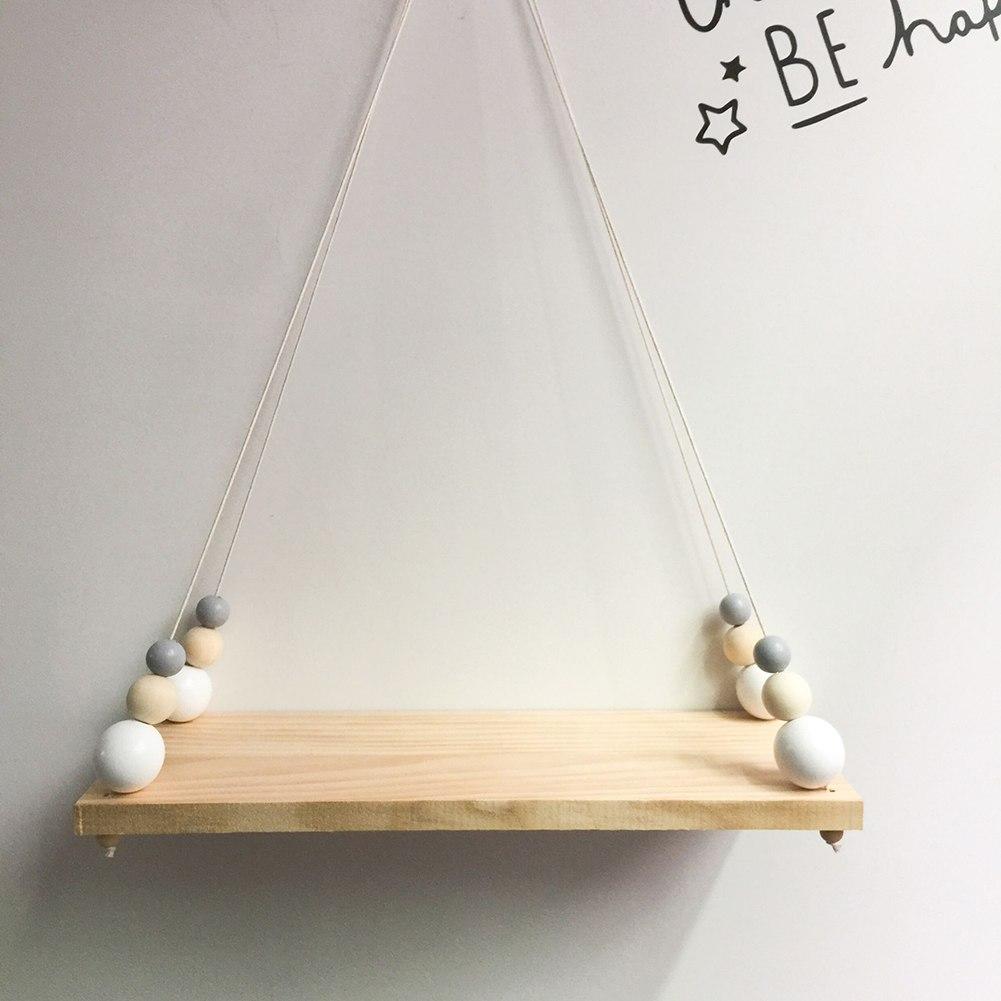 beaded swing shelf